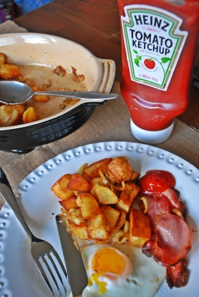 Home fries with northern soul